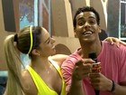 Marcello Melo Jr. e Paloma Bernardi capricham no samba e tango pelo 10