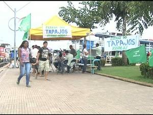 assinaturas (Foto: Reprodução/TV Tapajós)
