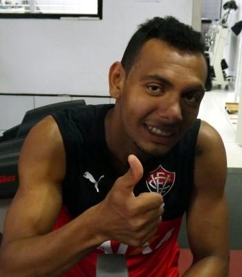Mansur; vitória (Foto: Divulgação/E.C. Vitória)