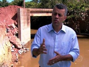 Evair de Melo (Foto: Reprodução/ TV Gazeta)