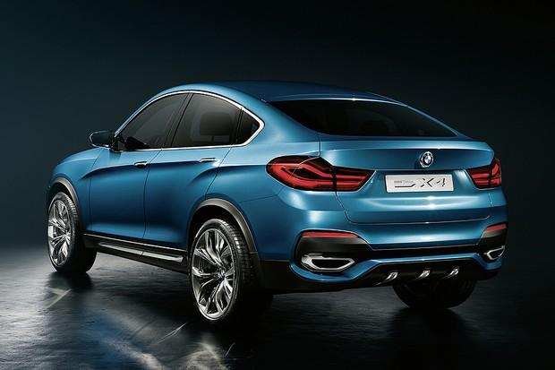 BMW X4 (Foto: Reprodução da internet)