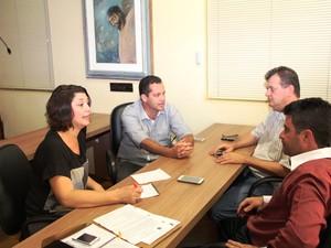 Composição de CEI na Câmara de Araraquara foi definida nesta quinta-feira (Foto: Assessoria/Câmara)