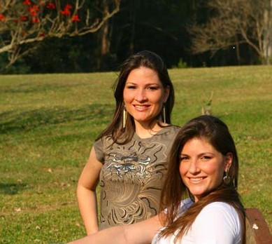 lucylla-lucyana-villar-dupla-sertaneja (Foto: Reprodução)