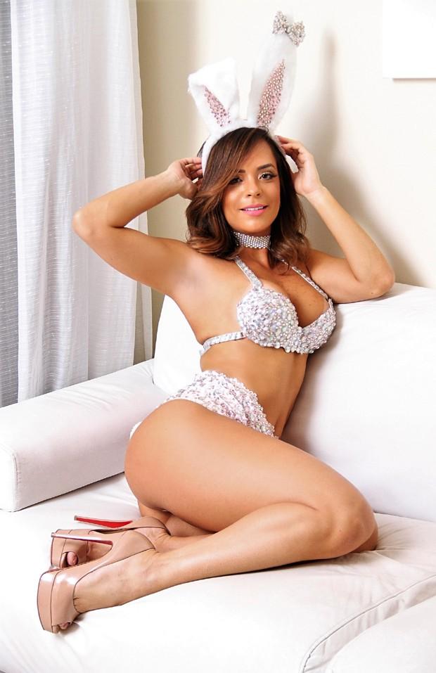 Denise Dias (Foto: Vinny Nunes/R2)