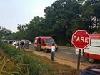 Dois motociclistas morrem em acidente em Bom Jesus dos Perdões
