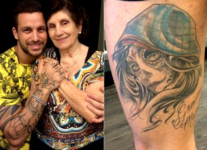 diogo pretto tattoo 10 (Foto: Divulgação/Gshow)
