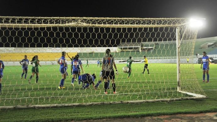 Assermurb x Atlético-AC, Campeonato Acreano de Futebol Feminino final 2016 (Foto: Duaine Rodrigues)