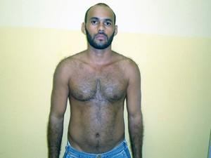 Marcos Aurélio Amador Alves era fugitivo da Penitenciária Estadual de Alcaçuz, RN, e morreu durante confronto (Foto: Cedida)