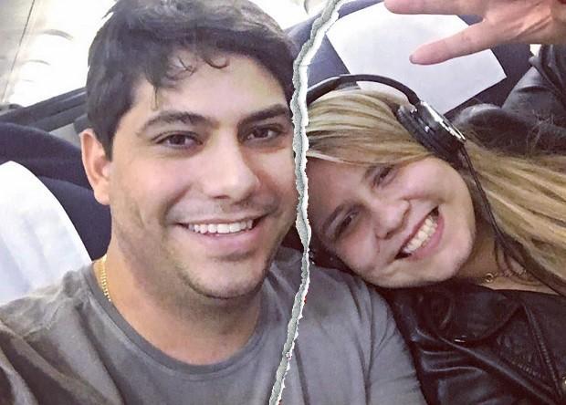 Marilia Mendonça e o noivo (Foto: Reprodução/ Instagram)