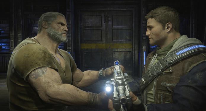 Gears of War 4 foi um dos destaques da semana (Foto Divulgação)