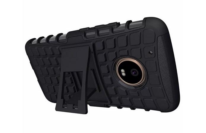 Capa Guardian com dupla proteção para Moto G5 Plus (Foto: Divulgação/Up Case)
