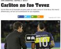 """""""Carlitos não foi Tevez"""": jornal diz que craque está em dívida após eliminação"""