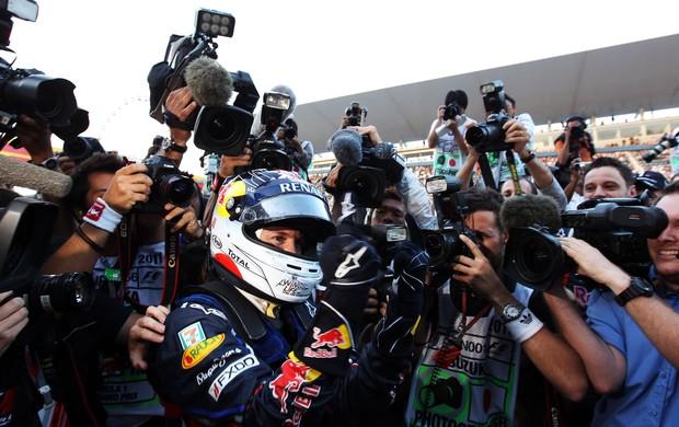 Vettel GP Japão (Foto: Getty Images)