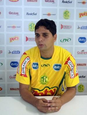 Danilo Gomes, reforço do Mirassol para o Paulistão (Foto: Vinicius de Paula/Mirassol FC)