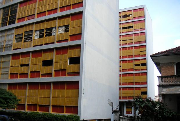 14. Edificio Louveira (Foto: Flickr/JoBatistaVilanovaArtigas)