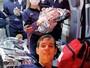 Garota de 15 anos 'descobre' bebê ao dar à luz em viatura do Samu
