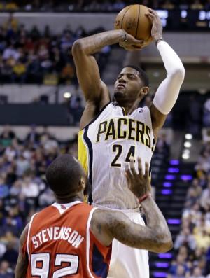 Paul George, Indiana Pacers - AP (Foto: AP)