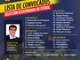 Equador divulga lista da Copa América com trio Erazo, Bolanõs e Cazares