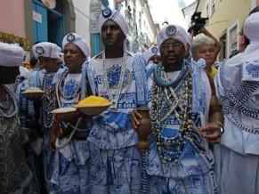 Globo Cidadania - Carnaval - Filhos de Gandhy (Foto: Divulgação/Filhos de Gandhy)