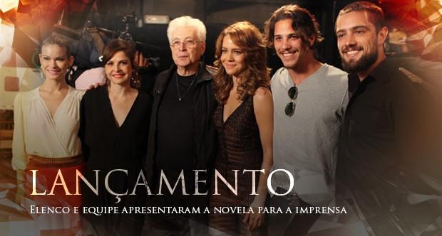 lançamento (Foto: imperio/tvglobo)