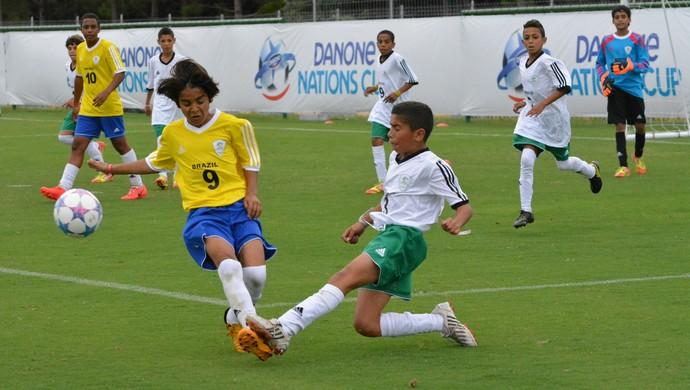 Riquelmo Cruzeiro Brasil sub-12 Torneio Internacional de Nações - Copa Danone (Foto: Vitor Geron)