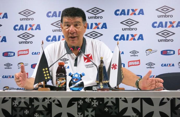 vasco joel santana entrevista (Foto: Edgard Maciel de Sá)