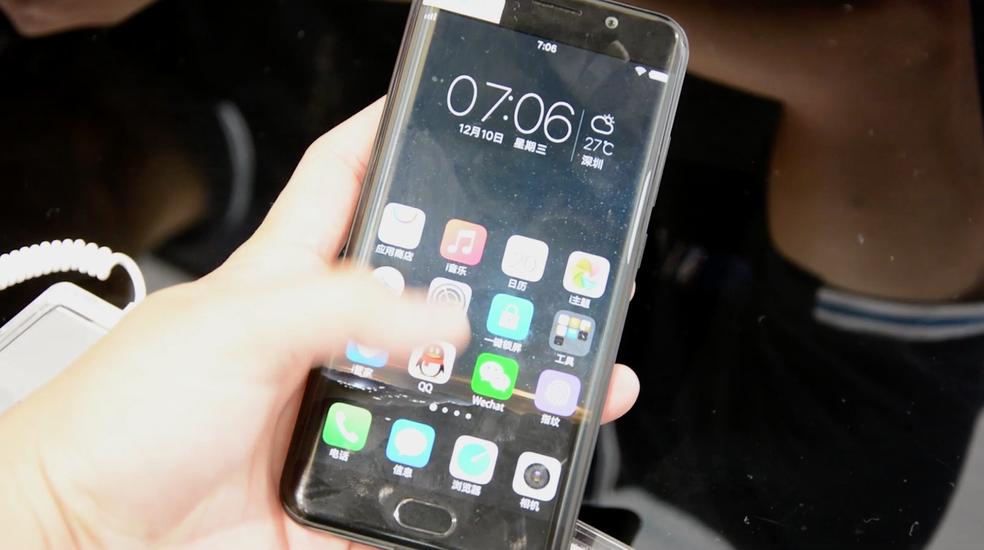 Instantes depois, telefone está liberado para uso (Foto: Reprodução / Engadget)