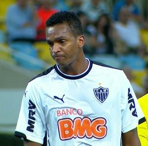 Jô, atacante do Atlético-MG (Foto: Reprodução / Premiere FC)