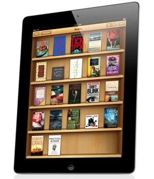 A Apple opera a loja de livros eletrônicos iBook (Foto: Divulgação)