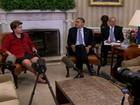 Dilma Rousseff discute acordos com Harvard e MIT nos Estados Unidos