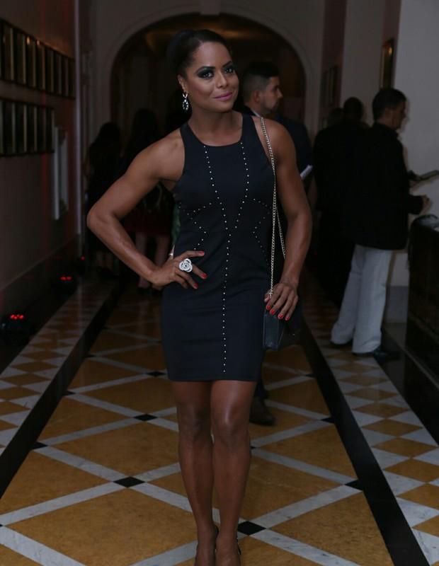 Adriana  Bombom (Foto: Anderson Borde/AgNews)
