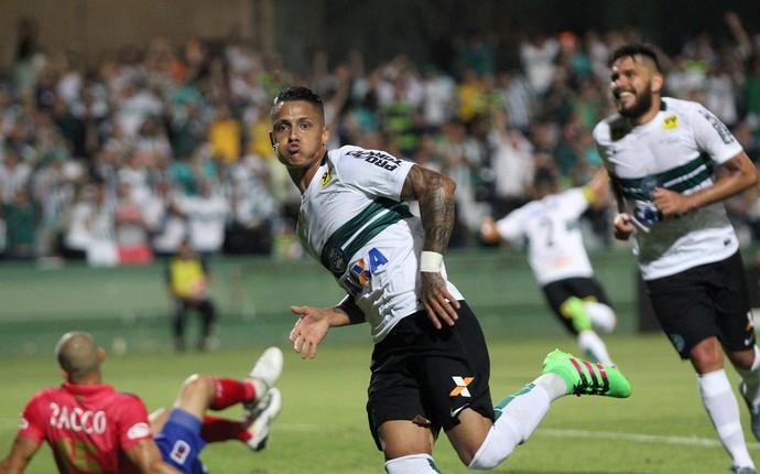 Dudu Coritiba Paraná (Foto: Divulgação/Coritiba)