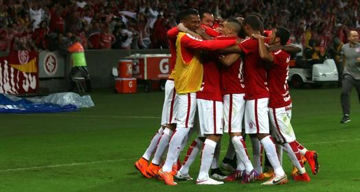 e abriu-se o mar vermelho (Diego Guichard / GloboEsporte.com)