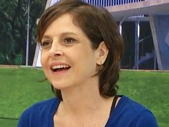Atriz Drica Moraes (Foto: Reprodução/TV Globo)
