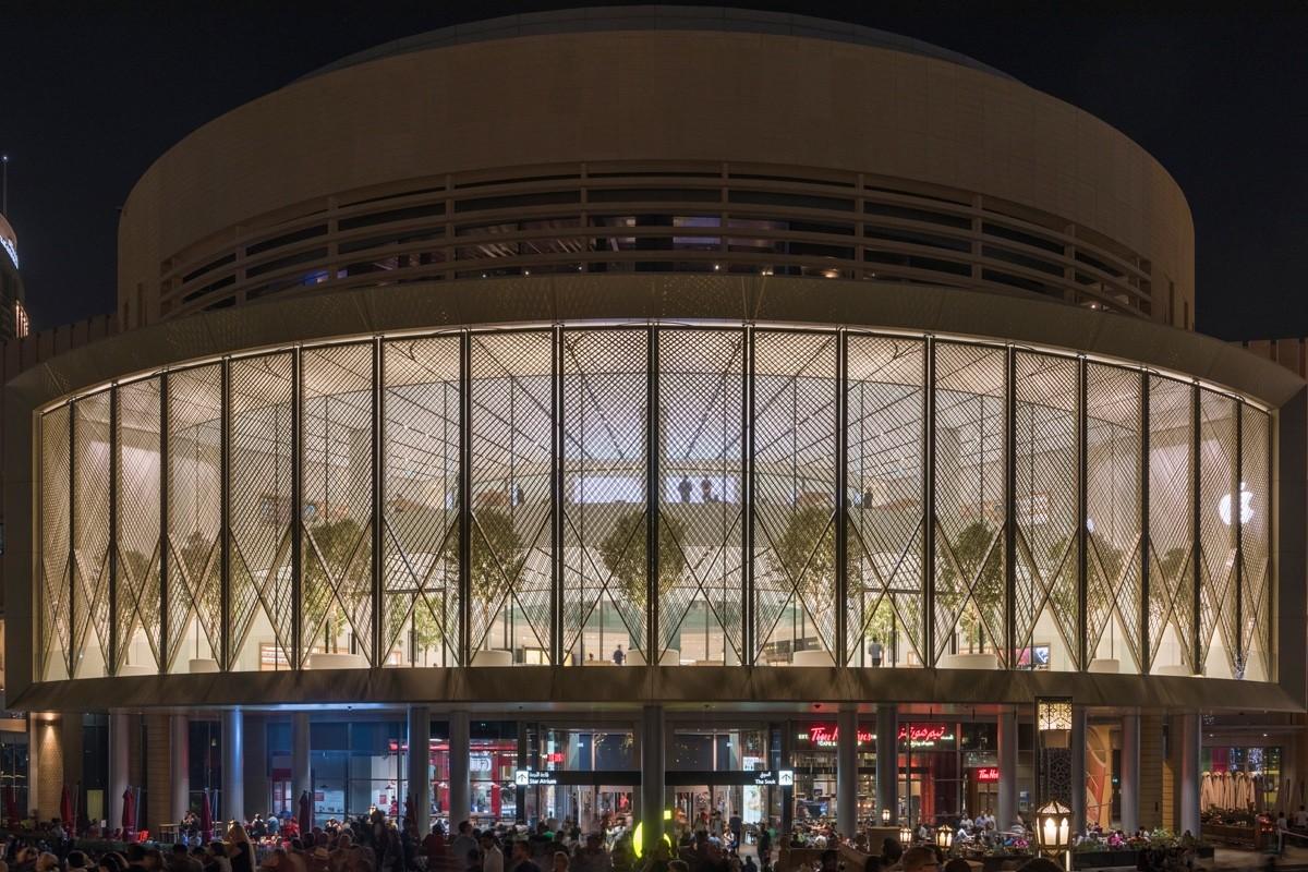 Loja Apple no Dubai Mall (Foto: Divulgação/Apple)