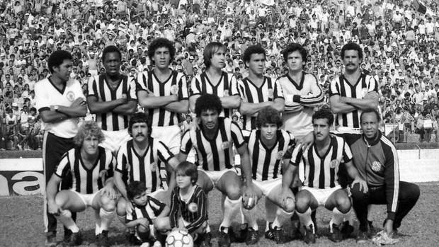 Figueirense 1980 (Foto: Divulgação / Figueirense FC)