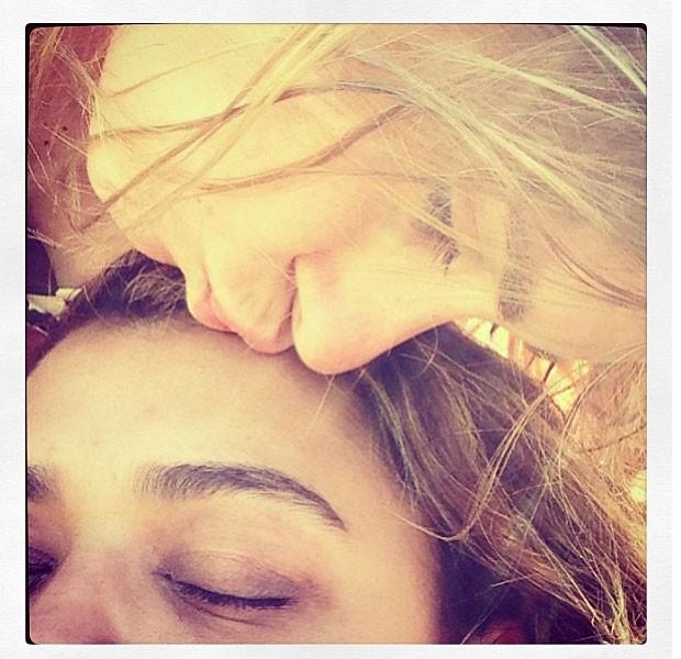 Preta Gil e Carolina Dieckmann (Foto: Instagram)