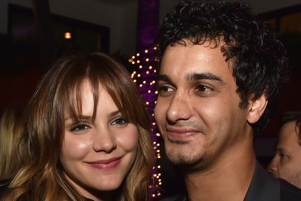Elyes Gabel e Katharine McPhee (Foto: Getty Images)
