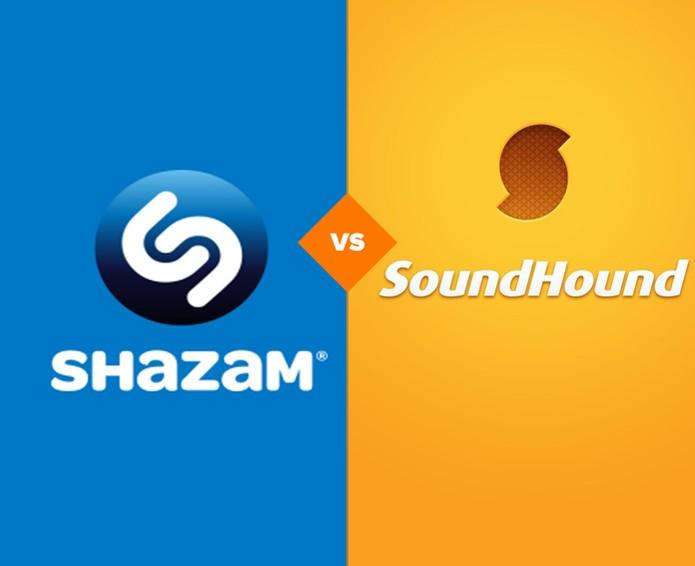 Shazam ou Soundhound? Confira qual app se sai melhor identificando músicas (Foto: Arte/TechTudo)