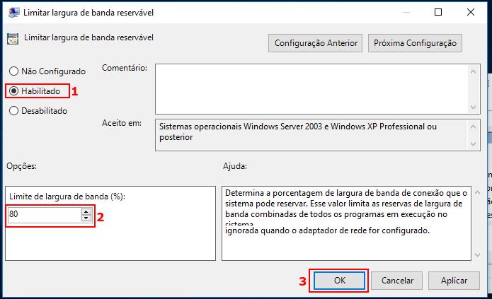 Como aumentar a velocidade da Internet no Windows 10   Dicas e