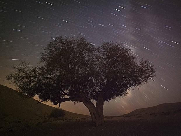 Meteoros (Foto: Amir Cohen/Reuters)
