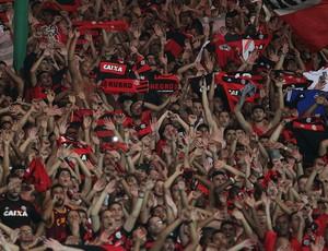 Flamengo, torcida, nação, Flamengo x Atlético (Foto: Gilvan de Souza/Fla Imagem)