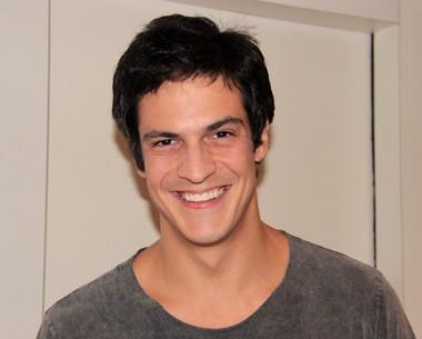 Mateus Solano comenta a chegada de seu segundo filho (Marcos Mazini/Gshow)