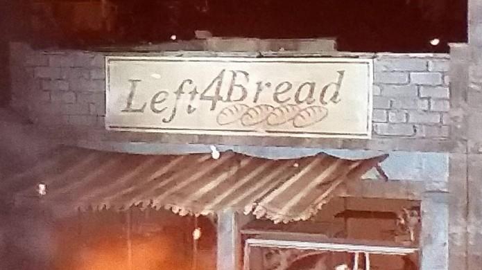 Padaria Left 4 Bread tira um sarro com o jogo Left 4 Dead (Foto: Hardcore Gamer)