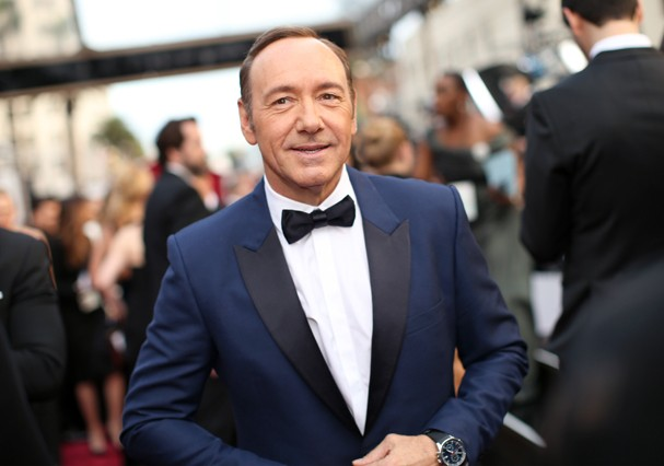 Kevin Spacey se desculpa após ser acusado de assédio (Foto: Getty Images)