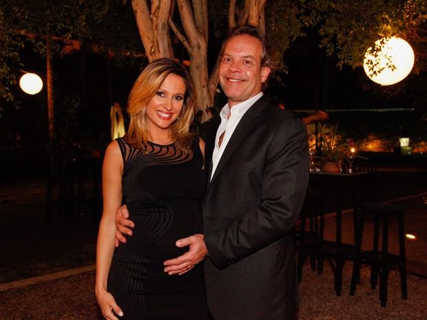Janaína Barbosa e Otávio Mesquita (Foto: Alexandre Tahira/Terra)