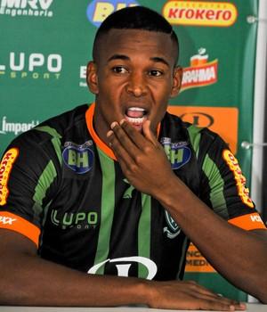 Alan Mineiro; América-MG (Foto: Divulgação/AFC)