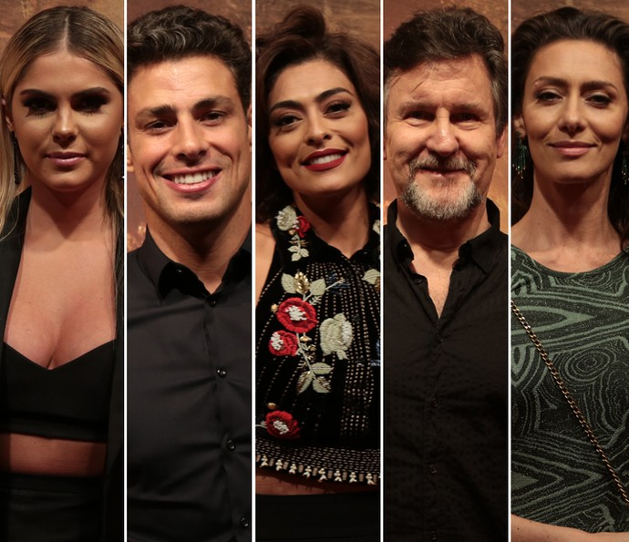 Conheça o elenco de 'Dois Irmãos', a nova minissérie da Globo (Foto: Isabella Pinheiro/ Gshow)