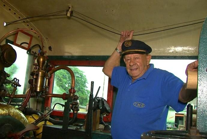 Rolou até passeio de trem, confira a nossa chamada (Foto: Reprodução/ TV TEM)