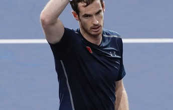 Com desistência de Raonic, Murray é número 1 do mundo pela primeira vez